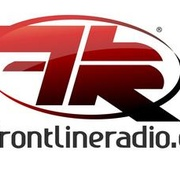 The Frontline Radio Logo