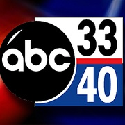 Alabama's ABC 33/40 Logo