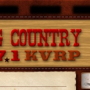 Big Country 97.1 - KVRP-FM Logo