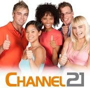 Channel 21 Shop Logo