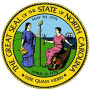 NC General Assembly House Logo