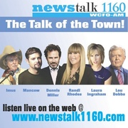 News Talk 1160 - WCFO Logo