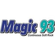 Magic 93 - WMGS Logo