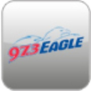 The Eagle - WGH-FM Logo