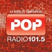 Pop Radio 101.5 Logo