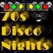 70s Disco Nights Radio Logo