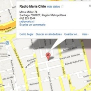 Radio Maria Chile Logo