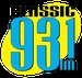 Classic 93.1 - KHLX Logo