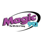Magic 99.1 - KTMG Logo