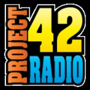Project 42 Radio Logo