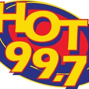 Hot 99.7 - KHHK Logo