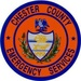 Chester County Department of Emergency Services Logo