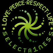 Love Peace Respect Life  Logo