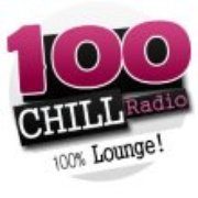 100 Chill Radio Logo