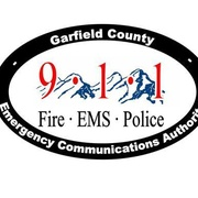 Garfield County Sheriff, Fire, and EMS Logo