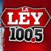 La Ley 100.5 - KBDR Logo