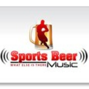 Sports Beer Music Radio Logo