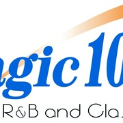 Magic 101.3 - WMJM Logo
