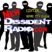 New Dissident Radio Logo