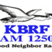 Good Neighbour Radio - KBRF Logo