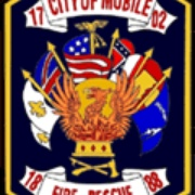 Mobile Fire-Rescue Department Logo
