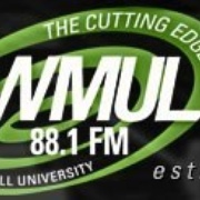 The Cutting Edge - WMUL Logo