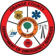 Orange County Fire Logo