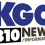 KGO AM 810 Newstalk Logo