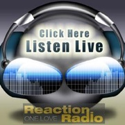 Reaction FM Logo