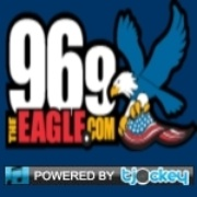 The Eagle - WJGL Logo