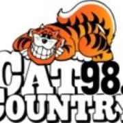 WCTK Cat 98.1 Country  Logo