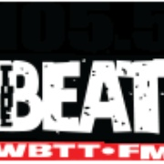 WBTT 105.5 The Beat Logo