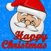 Happy Christmas Radio Logo