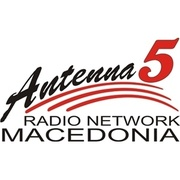 Antenna 5 Radio Network Macedonia Logo
