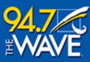 94.7 The Wave - KTWV Logo