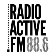 Radio Active - WRLR-LP Logo