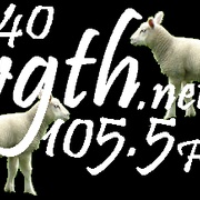 The Sheep - WGTH Logo
