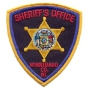 Winnebago County Sheriff and Oshkosh Police Logo