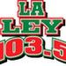 La Ley 103.5 - KAMZ Logo