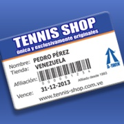 Tennis Shop Radio Logo