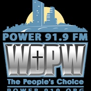 Power 91.9 - WDPW Logo