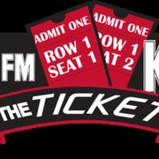 The Ticket - KTIK Logo