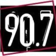 New Rock 90.7 - WVUA-FM Logo