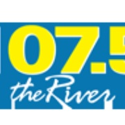107.5 The River Logo
