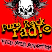 Pure Rock Radio Logo