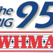 The Big 95 - WFXO Logo