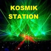 Kosmik Station Radio Logo