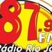 Rádio Rio Jacu 87.9 FM Logo