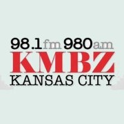 News Radio 980 - KMBZ Logo