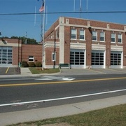 Milford Fire Department Logo
